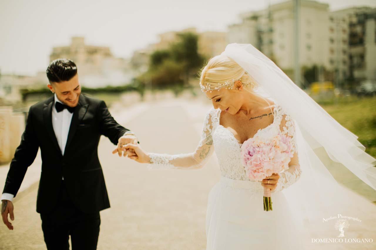 Puglia | Matrimonio a Monopoli | Gli sposi | Reportage di matrimonio