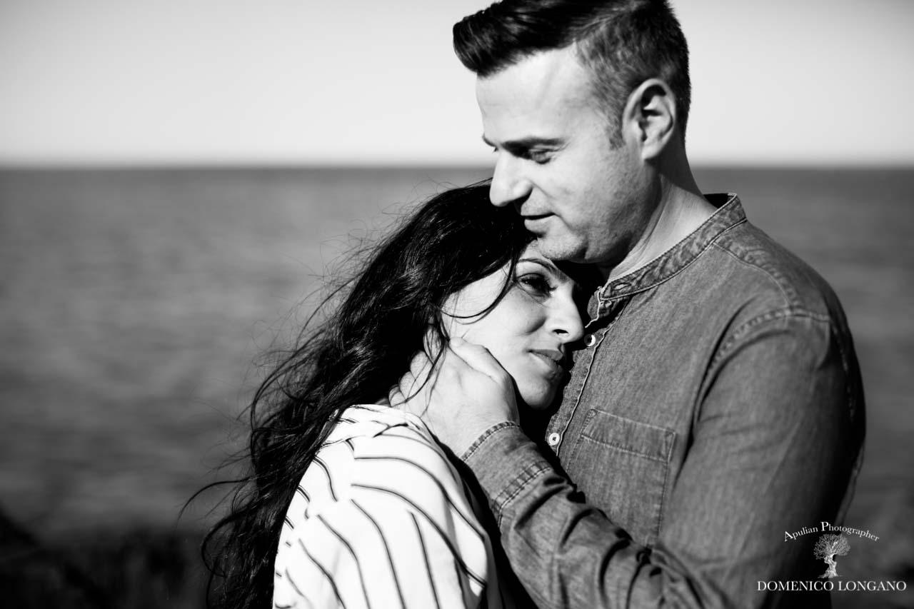 Puglia | Engagement a Monopoli | Coppia di futuri sposi